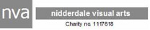 Nidderdale Visual Arts logo